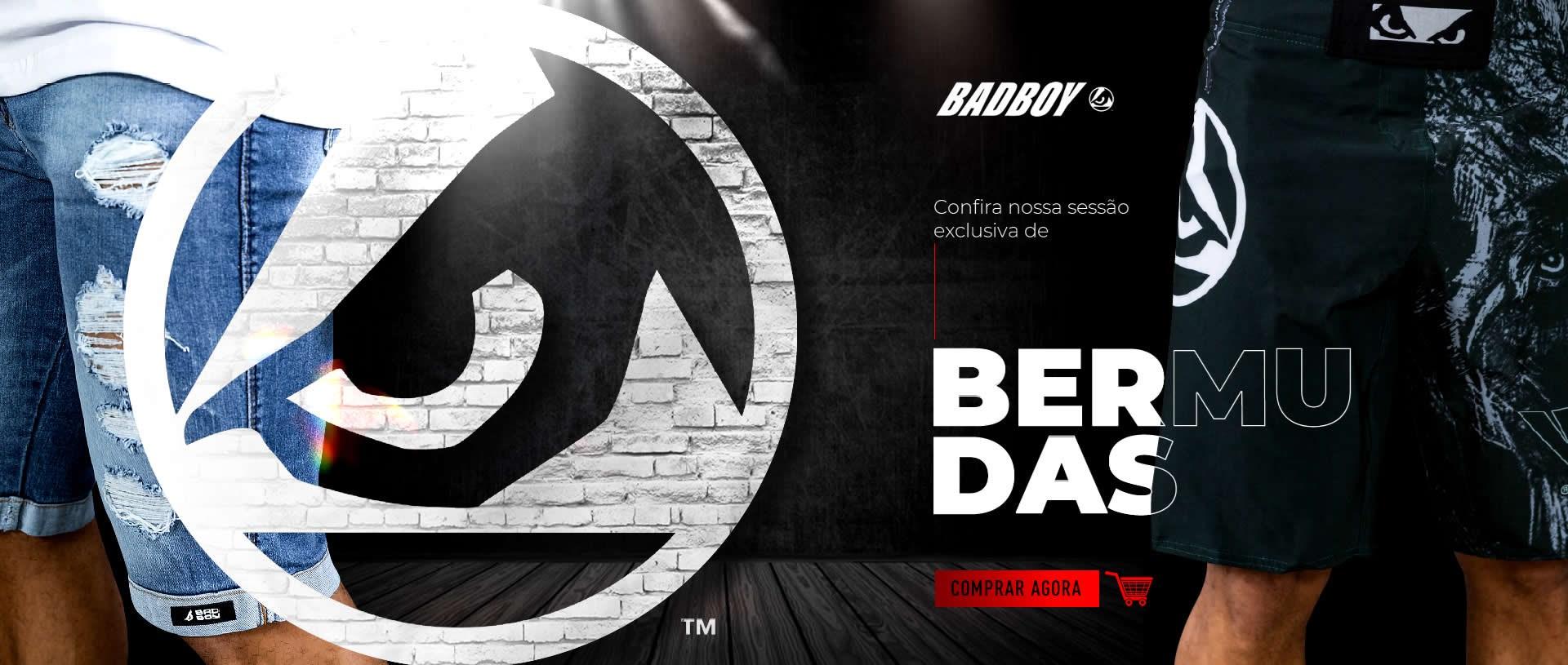 Bermudas | Bad Boy®