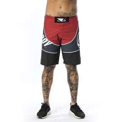 Bermuda Bad Boy Red