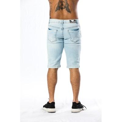 Bermuda Jeans Bad Boy Abstract