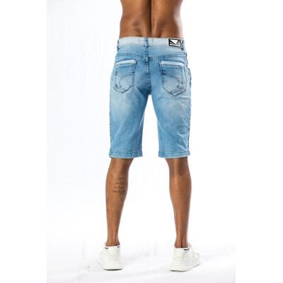 Bermuda Jeans Bad Boy Gray