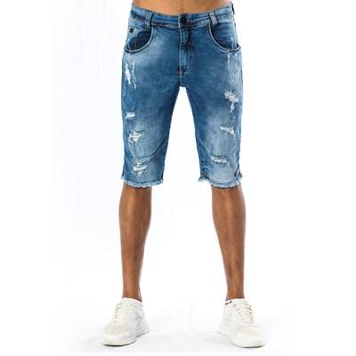 Bermuda Jeans Bad Boy I