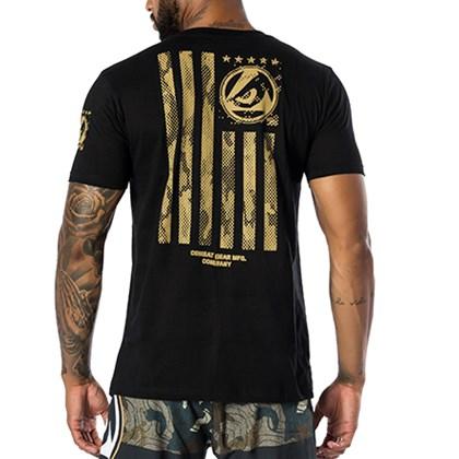 Camiseta Bad Boy American Flag