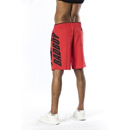 Shorts Bad Boy Warrior Vermelho